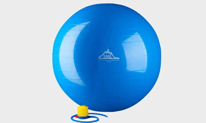 Black Mountain's exercise ball
