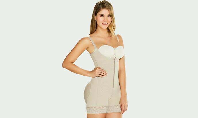 Diane & Geordi Fajas 2396 Body Shaper Shapewear - best tummy control shapewear