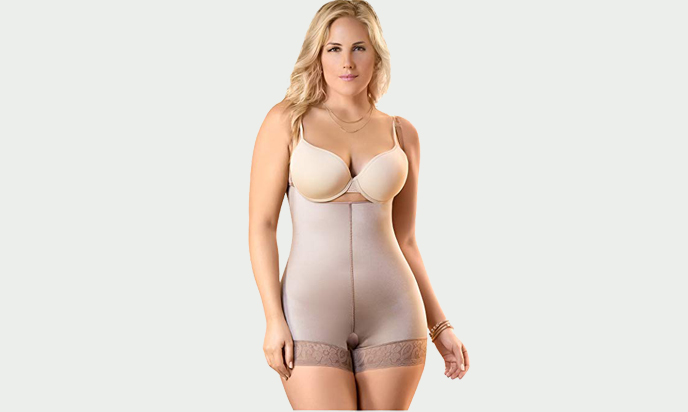 FajasDprada 11075 Women's Body Shapewear