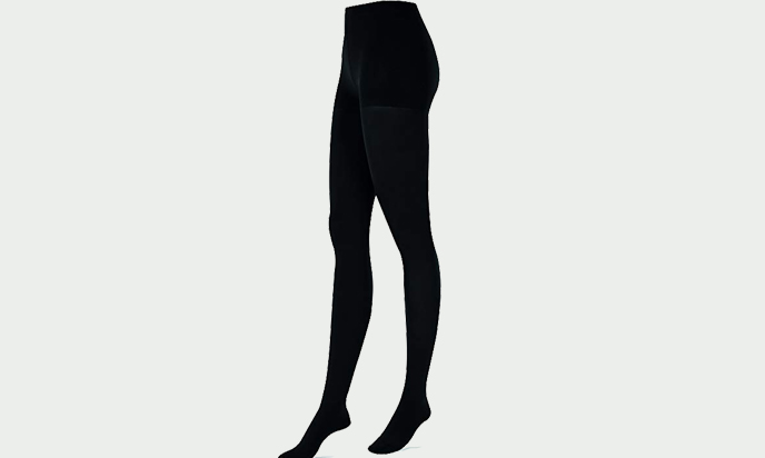ITEM m6 Women's Energizing and Shaping Opaque Compression Tights