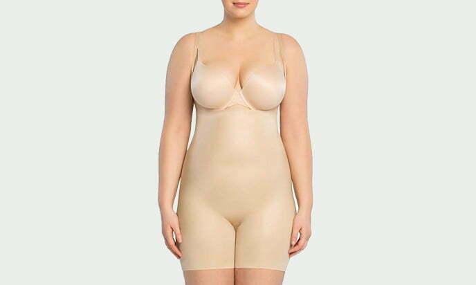 SPANX Plus Size Bodysuit
