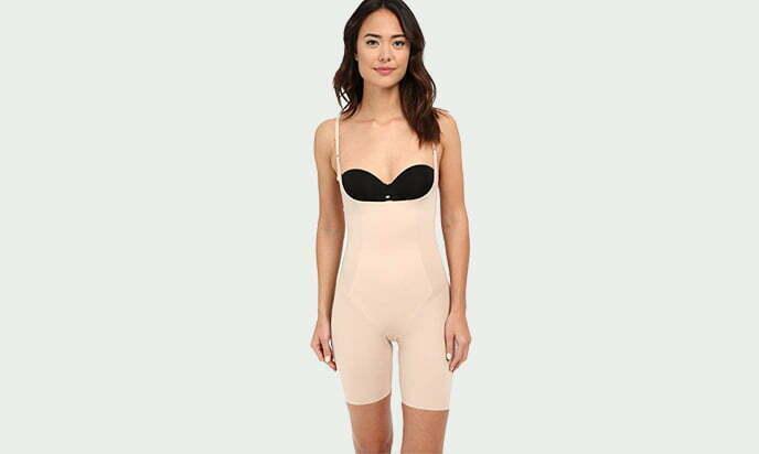 Spanx Open Bust Bodysuit
