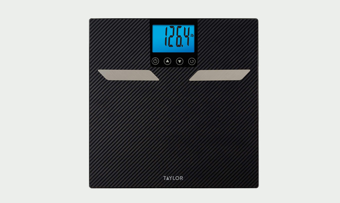 Taylor Body Composition 440lb Capacity with Body Fat
