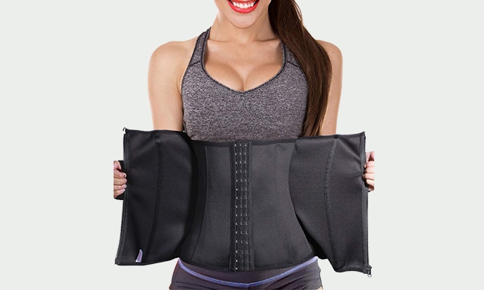 Ursexyly Double Control Waist Trainer Corset