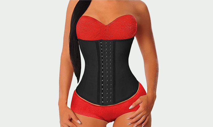 YIANNA Women's Sports Waist Trainer for the perfect body shape