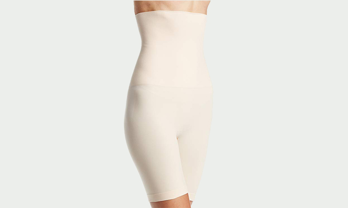 Yummie Women's Plus Size Cleo High Waist Short
