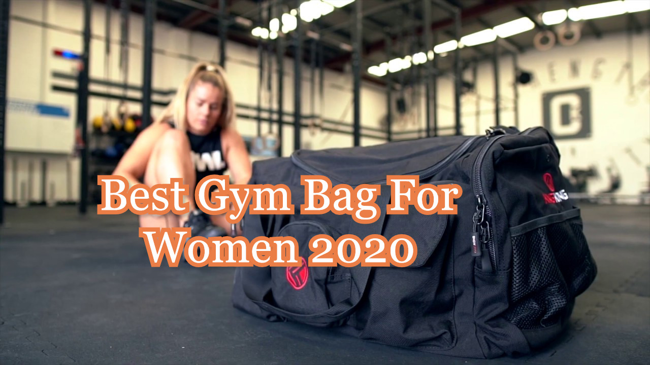 Best Gym Bags For Women 2020