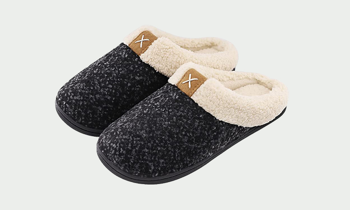 Ultraideas Women's Memory Foam Slippers