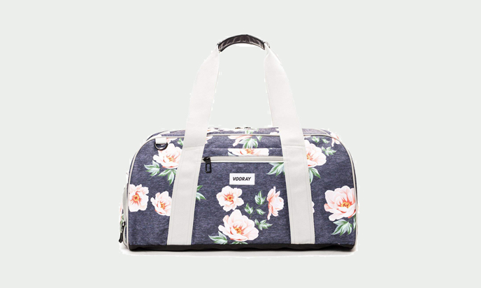 Vooray Burner 16 Inch Compact Gym Bag
