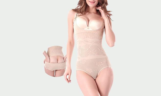 Adjustable Tummy Control Seamless Firm Control Waist Shaper for Women Body Shapewear