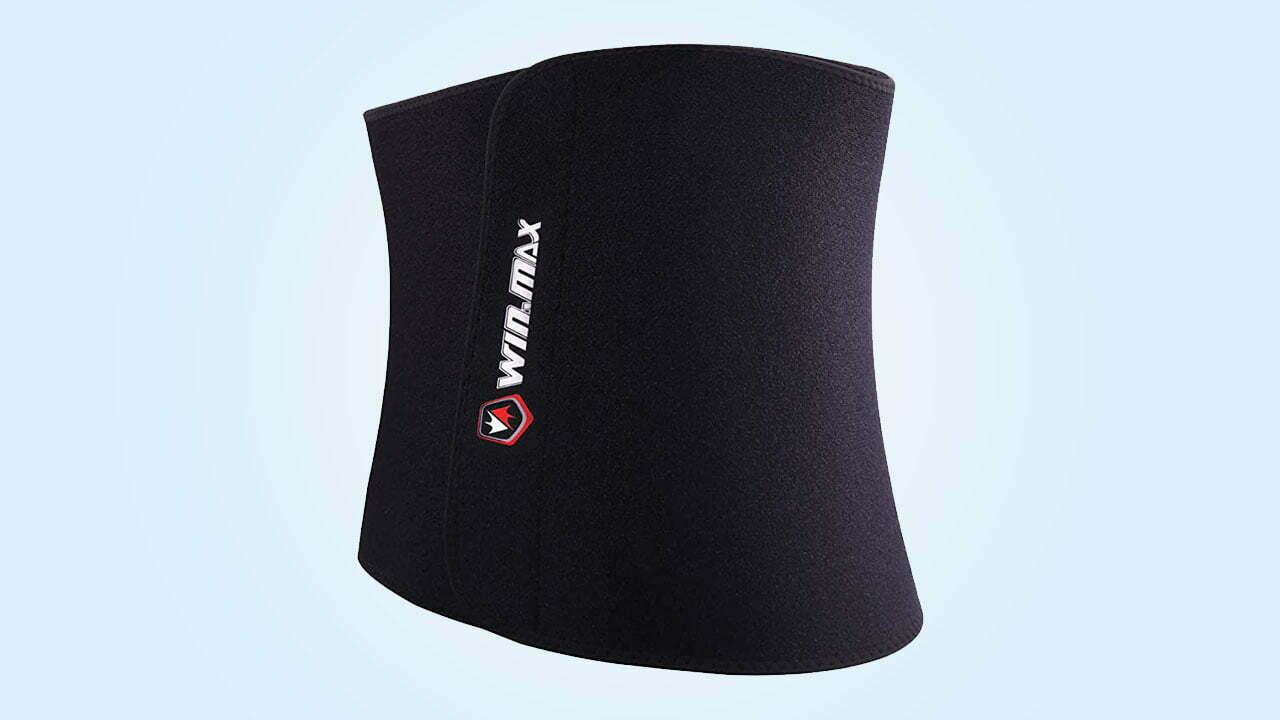 3.Waist Trainer for Women,Waist Trimmer Belt,Weight Loss and Sweat Wrap