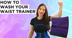 how to wash a waist trainer