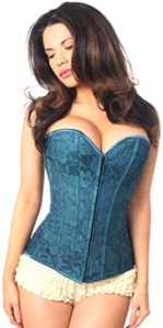 Daisy corsets Overbust Corset for Wedding